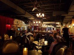 Very Good 1920's Inspired Restaurant
