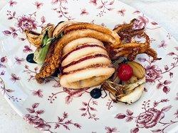 Fried Squid  so taste and delicius