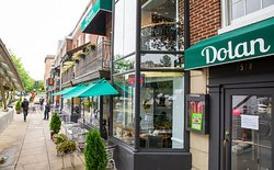 Located @ the heart of DC , Cleveland park .