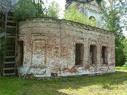 Северный придел храма