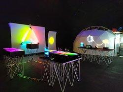 Un laboratorio....