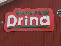 Nya bilder på helt nytt Byggnad Restaurang Drina