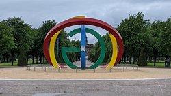 Glasgow 2014 Monument