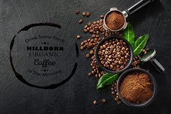 Hillborn organic coffee