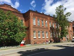 Мариинская женская гимназия.