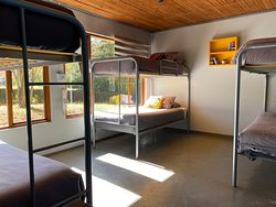 6 sleeper dorm room