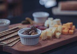 Chef's Choice Cheese & Charcuterie