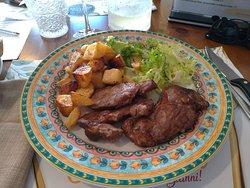 Abbacchio e patate
