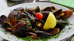 clams in wine sauce