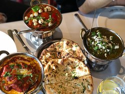 Great variety of delicious dishes ! Also have a great choice of vegan and vegeterain dishes.