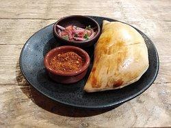 L'incontournable empanada!!!!