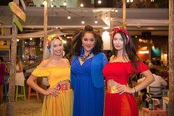 Havana Party Colors