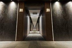 Corridor of Plus Floor