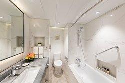 Bathroom of Premier Plus Room
