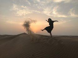 Overnight Desert Safari - Private Tour