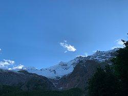 Super Hotel mit genialer Aussicht auf die Berge