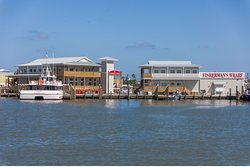 Port Aransas Fishermans Wharf