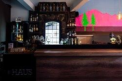 Il nostro bancone bar.