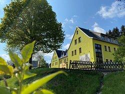 Berghotel Talblick Erzgebirge Rechenberg-Bienenmühle