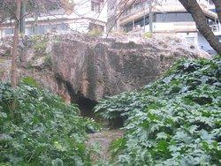 Ancient Sanctuary Of Pan