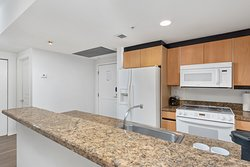 All units come with a kitchen or kitchenette