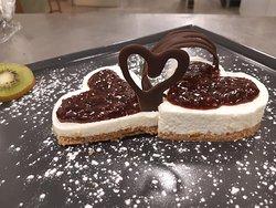 Chees cake degli innamorati