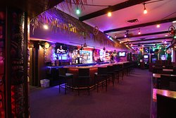 Tiki Bar in Silverton OR!