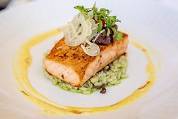 Atlantic Salmon in Westgate Room