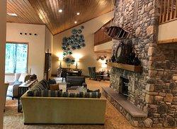Landmark Resort - Egg Harbor, Wisconsin - Charthouse Building Community Lobby Area