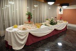 Antipasto buffet banchetto