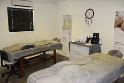 WedgeView Spa double/couples treatment room