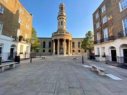 St Mary's Church London.