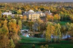 Palais et parc de Pavlovsk
