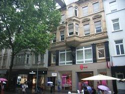 Das haben wir auf unseren Stadtrundgang durch Wiesbaden, gesehen....