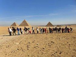 Cecilia Egypt tours