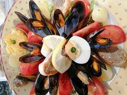 Salade de la mer