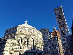 Battistero di San Giovanni - Firenze, Italia