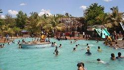 Pool side
