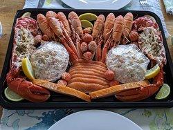 Seafood Platter Delivered to my door
