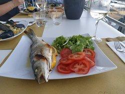 Tra i ristoranti spartani: OTTIMO