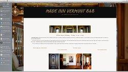 Downtown Hotel Burlington VT-  Made Inn Vermont B&B . 802 399 2788