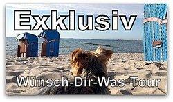 """Ganzjährig buchbar ist die """"Wünsch-Dir-Was-Tour. Sie startet um 10:00 Uhr in Glowe, Rügen Radio 6. Die Abholung ist möglich. Der Preis pro Bus beträgt 350 Euro. Maximal 7 Personen können an der Kleinbustour teilnehmen. Anmeldung unter www.ruegentouren.de"""