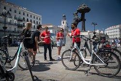 The bear on Puerta del Sol.