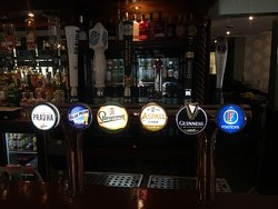 A Vast Selection of Draught Beers