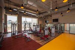 Al Warsan Gym