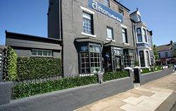 Clifton Coffeeshop Entrance