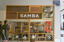 Samba.The Shop, Lykavittou Str. View
