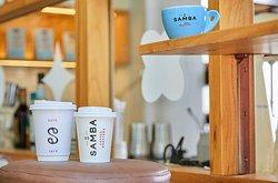 Samba.The Shop Cups