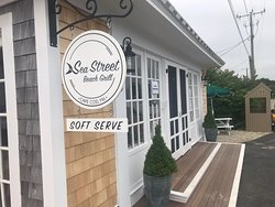 Sea Street Beach Grill