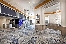 Newly Renovated public spaces at Crowne Plaza Niagara Falls - Fallsview